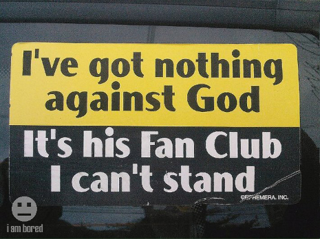 god fan club